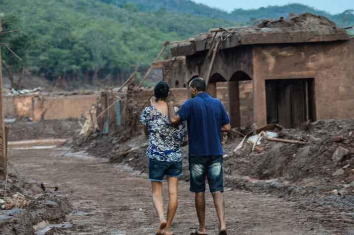 Tragédia deixou 19 mortos e um rastro de destruição