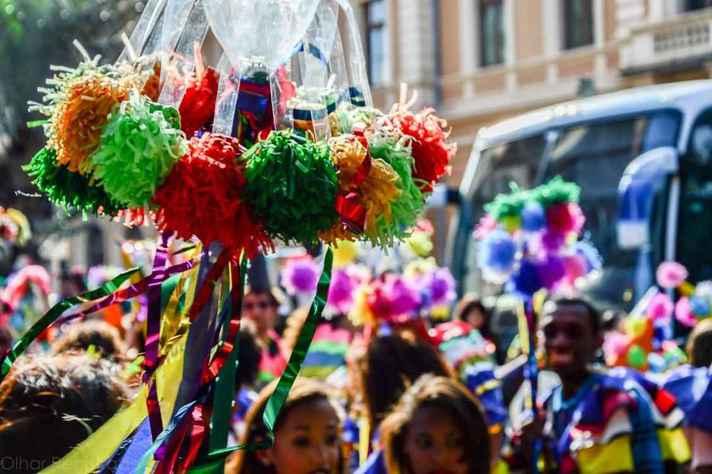 Edição de 2017 do desfile que celebra a luta antimanicomial: fantasias serão confeccionadas em oficina na Praça de Serviços