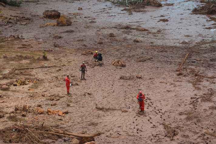 Desastre em Brumadinho provocou mais de 300 mortes