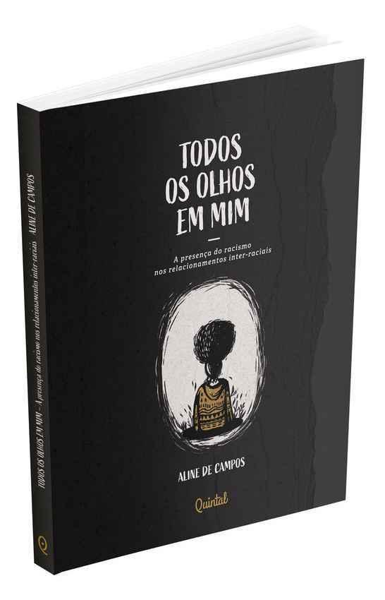 Livro, que partiu do trabalho de conclusão de curso de Aline de Campos, é uma publicação da Quintal Edições
