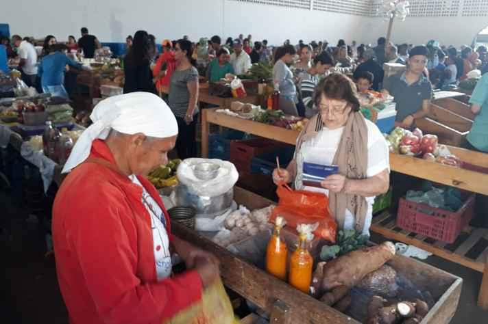 Feiras livres são estratégicas para o abastecimento de municípios da região