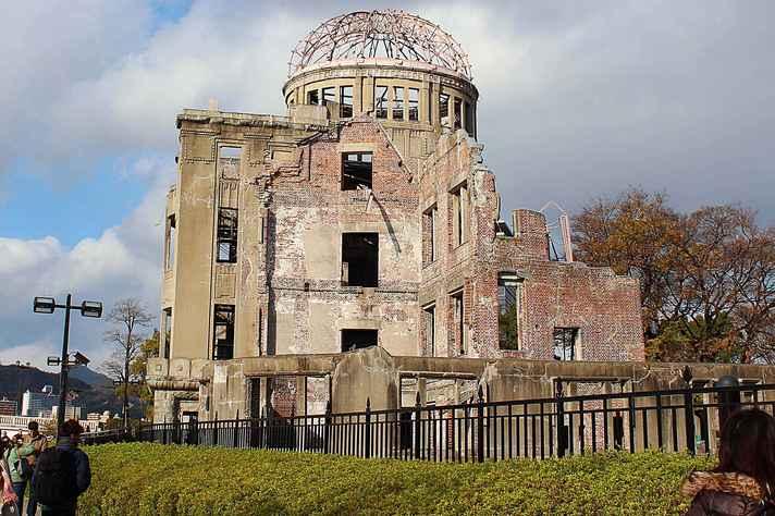 Memorial da Paz de Hiroshima lembra as vítimas dos ataques nucleares na Segunda Guerra