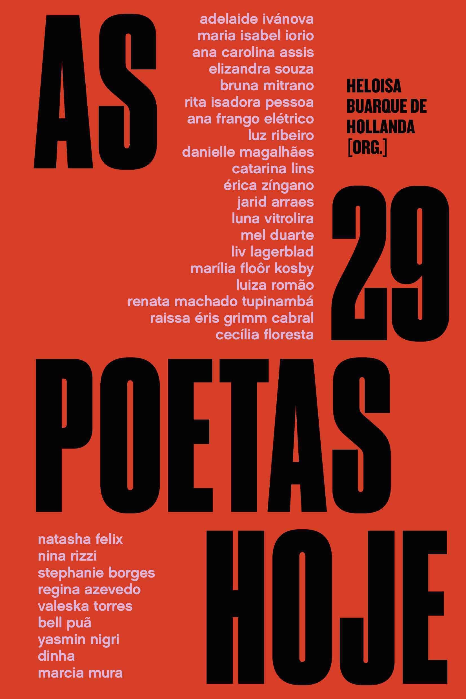 Apenas poetas mulheres integram o grupo selecionado para a antologia