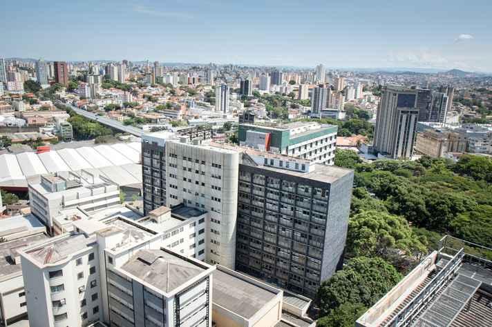 Hospital das Clínicas da UFMG.