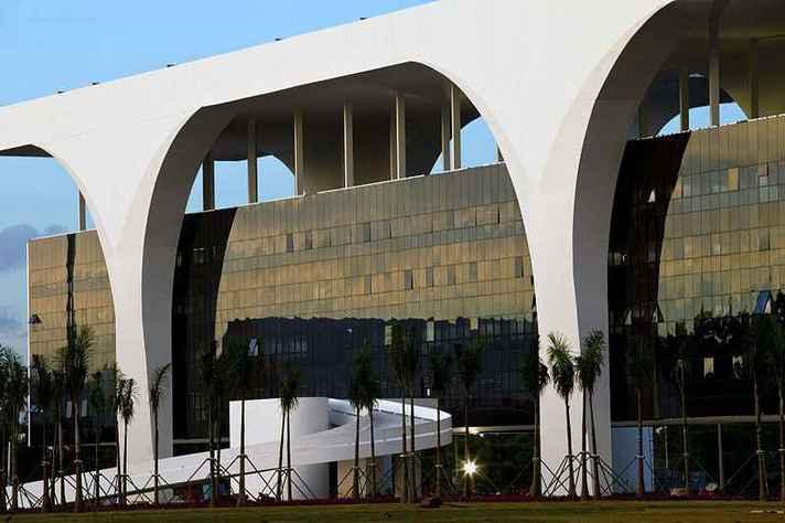 Palácio Tiradentes, sede do governo de Minas