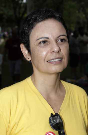 Cláudia Mayorga: orgulho