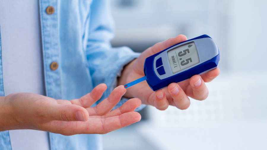 Diabetes aumenta risco da covid-19 para pacientes