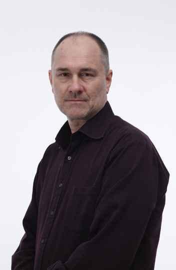 Lars Elleström, professor de literatura comparada da Universidade de Linnaeus, da Suécia