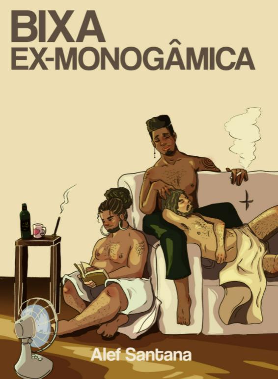 O autor pretende publicar mais dois livros discutindo essa temática para transformar os trabalhos em uma trilogia