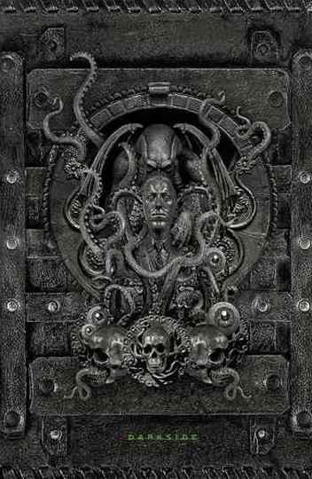 Capa do livro H.P. Lovecraft - Medo Clássico Vol. 1