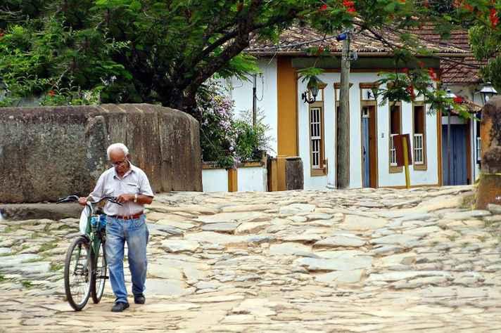 Um dos eventos apoiados é o colóquio Museus e paisagem cultural, organizado pelo campus cultural de Tiradentes