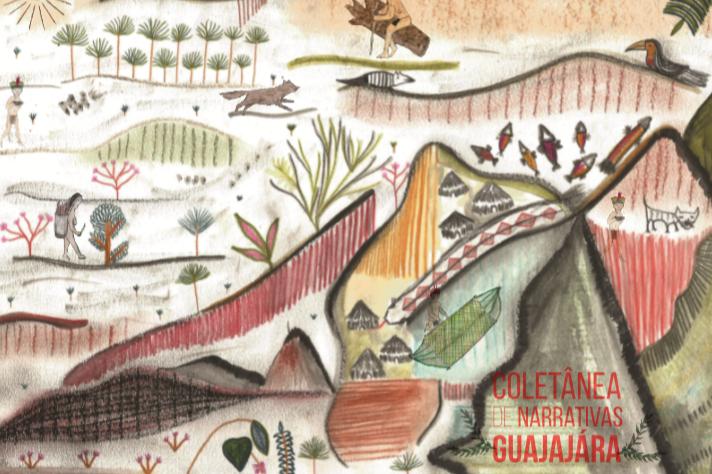 Volume de literatura aborda cosmologia e imaginário Guajajara
