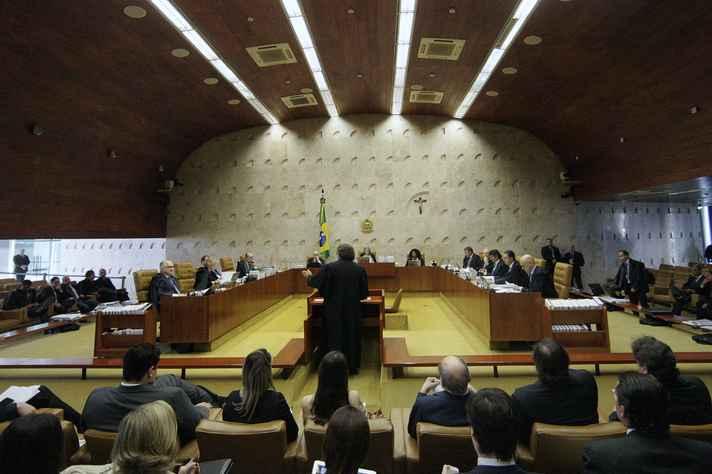 A presidente do STF, ministra Carmen Lúcia, pediu informações ao governo do Estado