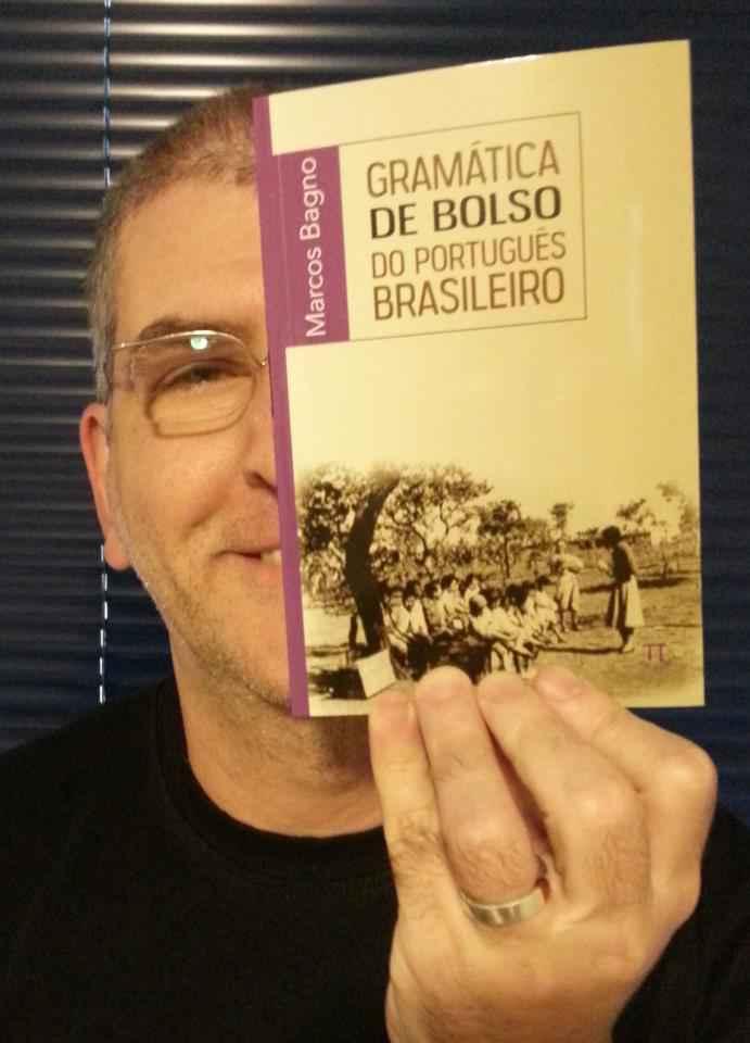 Professor na UnB, Bagno é especialista em preconceito linguistíco
