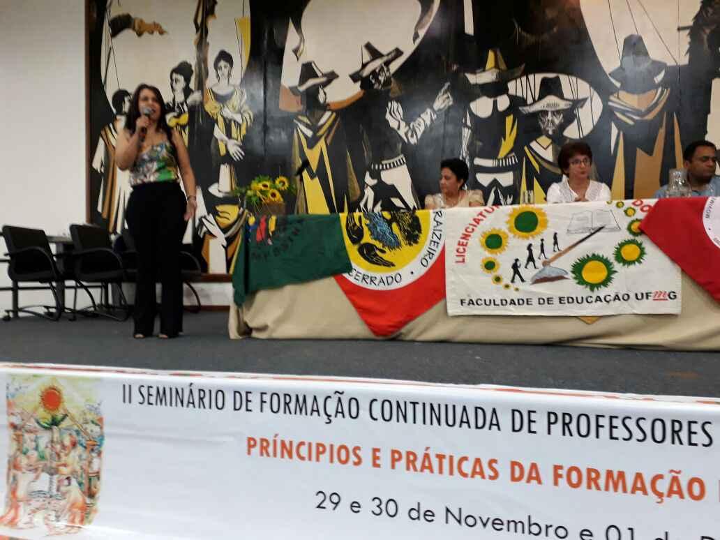Seminário encerra sequência de três eventos realizados na UFMG