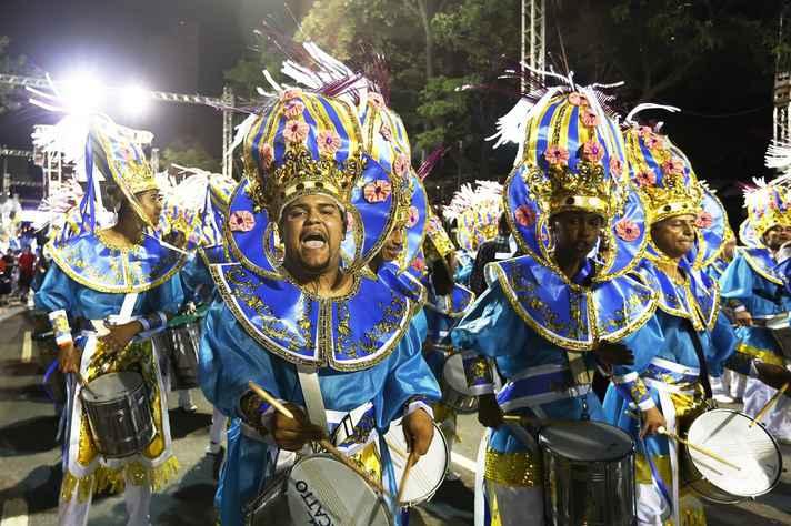 Acadêmicos de Venda Nova é a atual campeã do desfile de BH