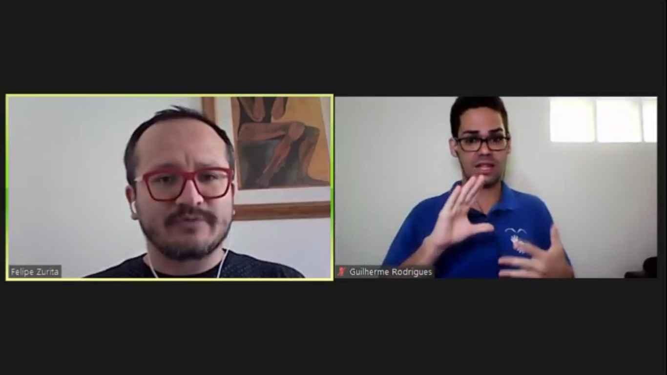 Felipe Garrido: experiência chilena