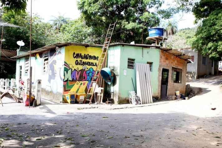 Quilombo Mangueiras