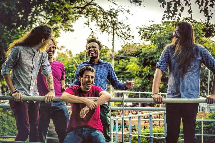 A banda Bequadros abre a programação do Festival AMU