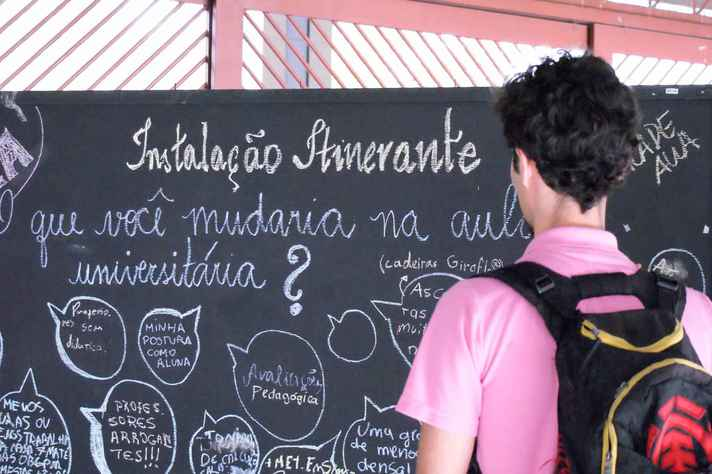 As quatro primeiras edições do congresso foram realizadas na UFMG