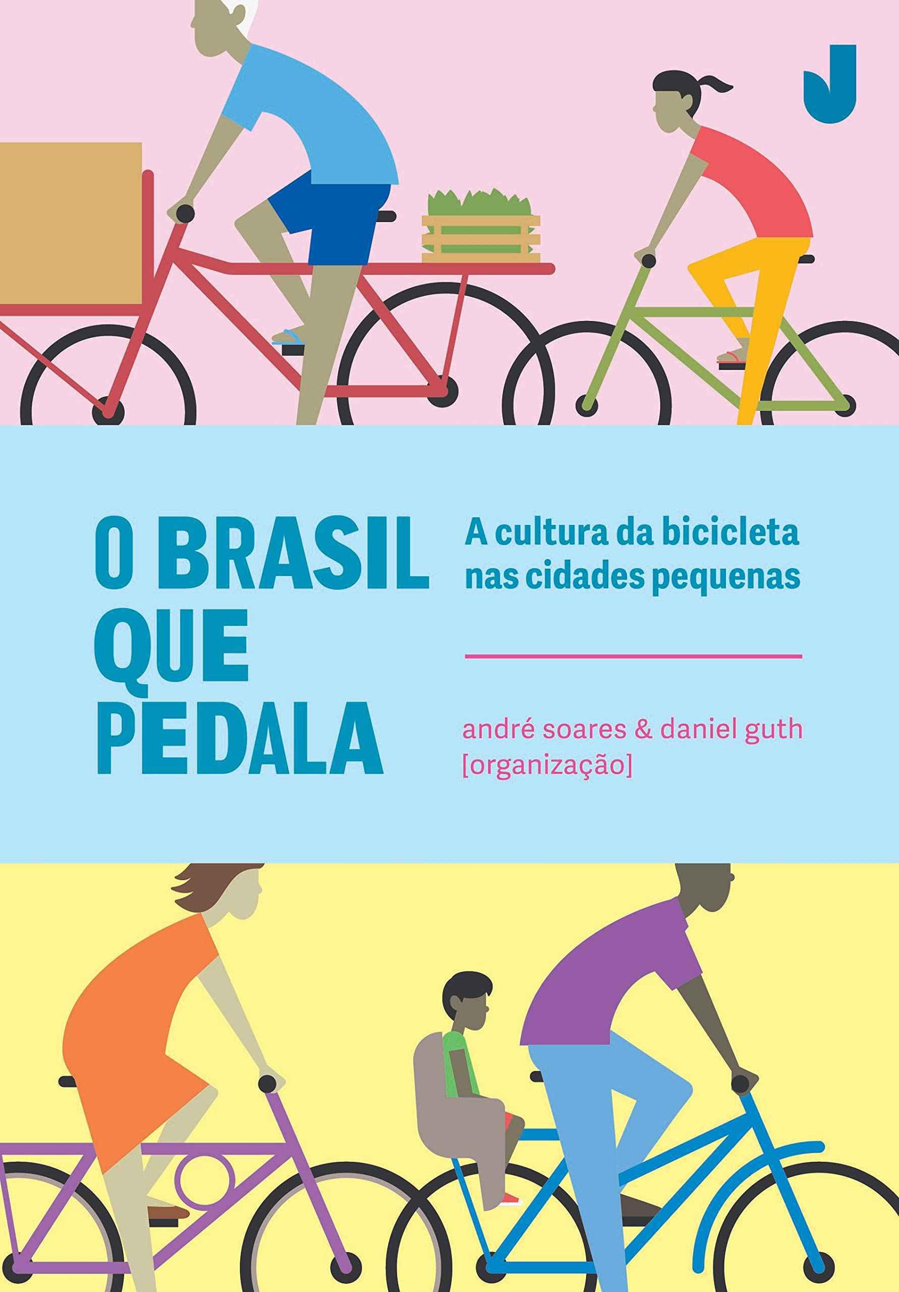 Livro pesquisou pequenas cidades onde a bicicleta faz parte do dia a dia local.