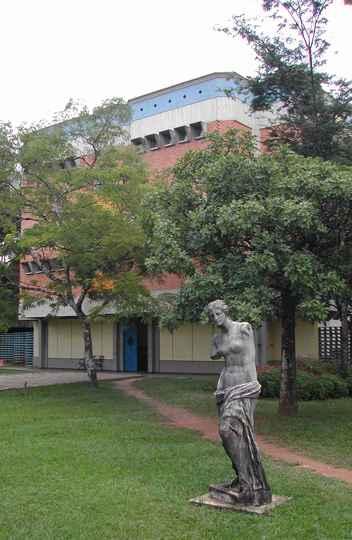 Escola de Belas Artes no Campus Pampulha