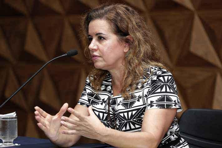 Sandra Goulart Almeida assumiu a Reitoria da UFMG em março de 2018