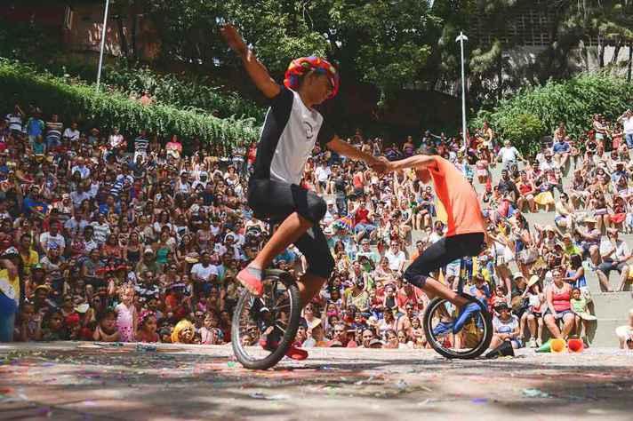 Festival recebeu mais de 100 propostas de atividades