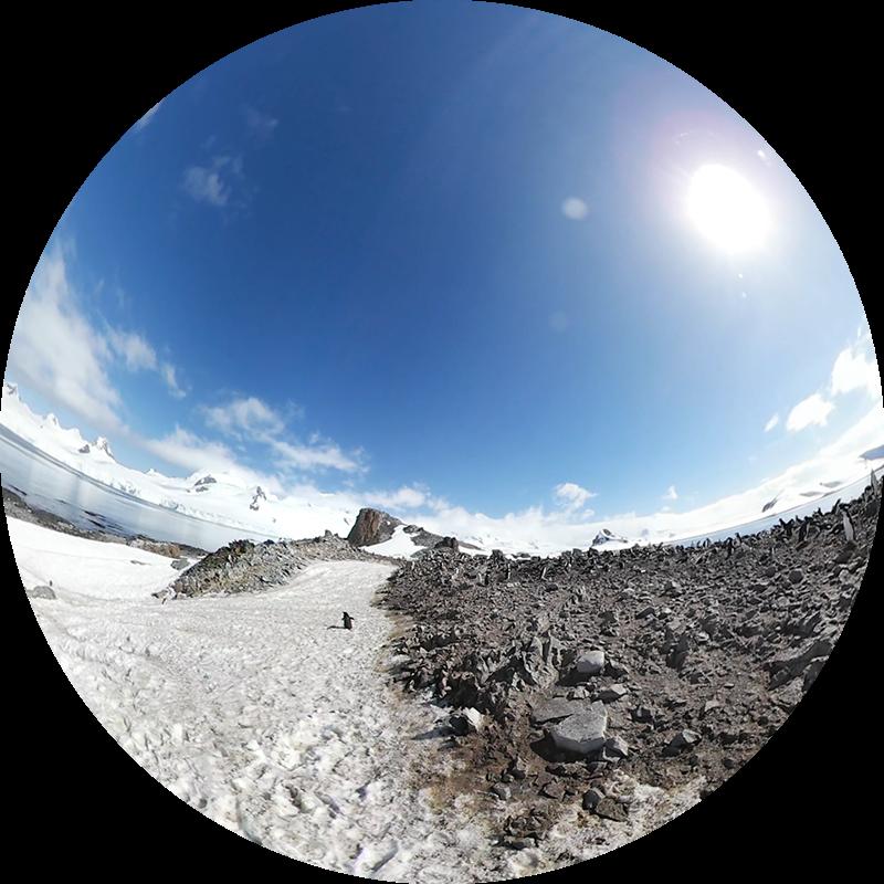 Curta tem formato fulldome, que explora os recursos do Planetário digital e garante sensação de completa imersão