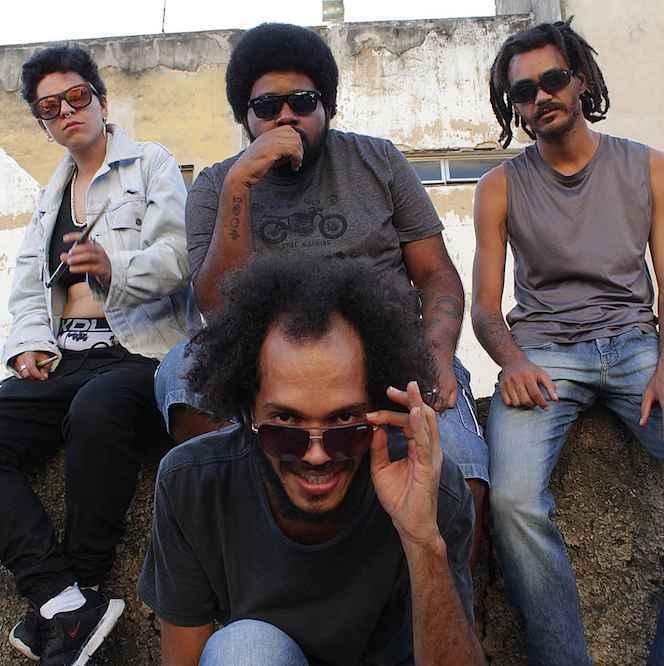 A banda OhTremBlues nasceu em 2019 no Espaço Cultural Amargem, local que é ponto de encontro de artistas de Ribeirão das Neves e Belo Horizonte