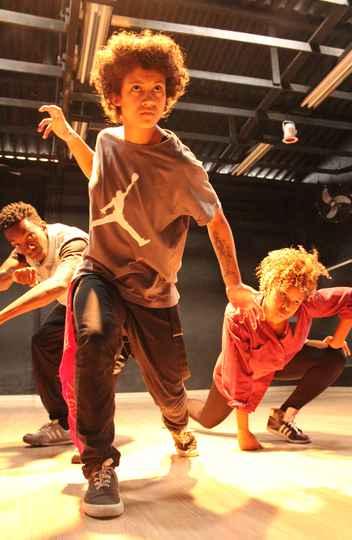 Festival Orbe, de dança urbana