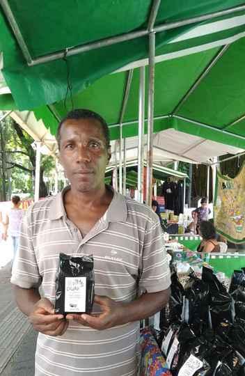Carlos Roberto do Nascimento, produtor de café