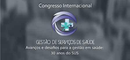 Congresso Internacional de Gestão de Serviços de Saúde