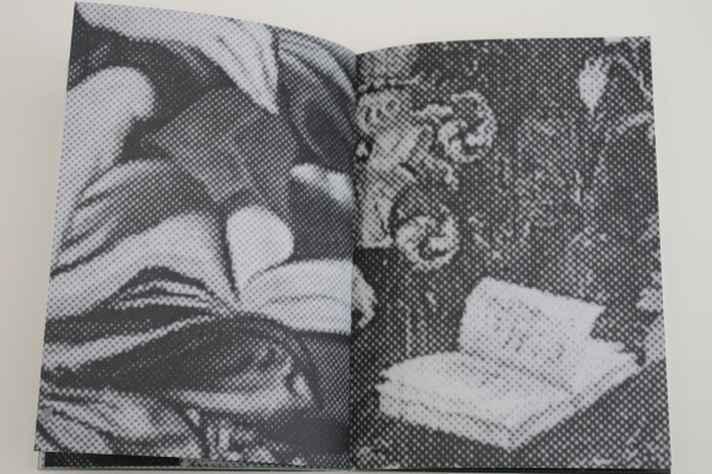 The Library, imagem da Coleção de Artista UFMG