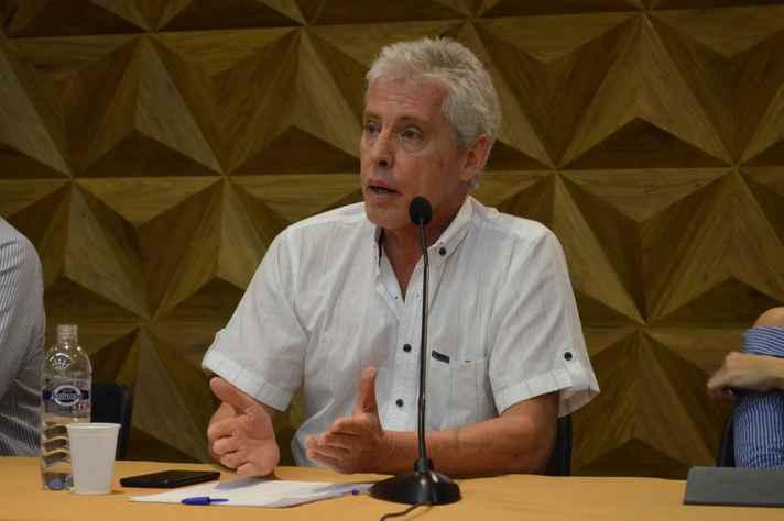 Carlos Ranulfo, do Departamento de Ciência Política da UFMG