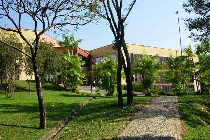 Prédio da Escola de Música da UFMG