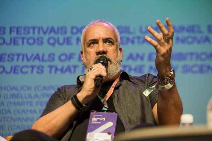 Barral Lima, idealizador e curador do Marte Festival