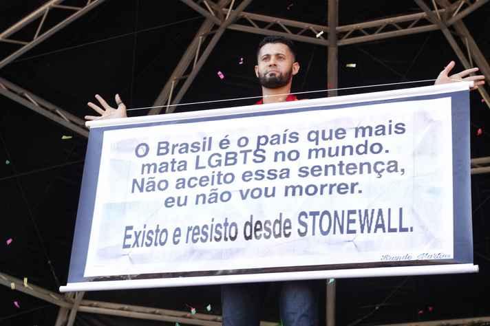 50 anos da Rebelião de Stonewall são um dos temas da 22ª Parada do Orgulho LGBT de BH