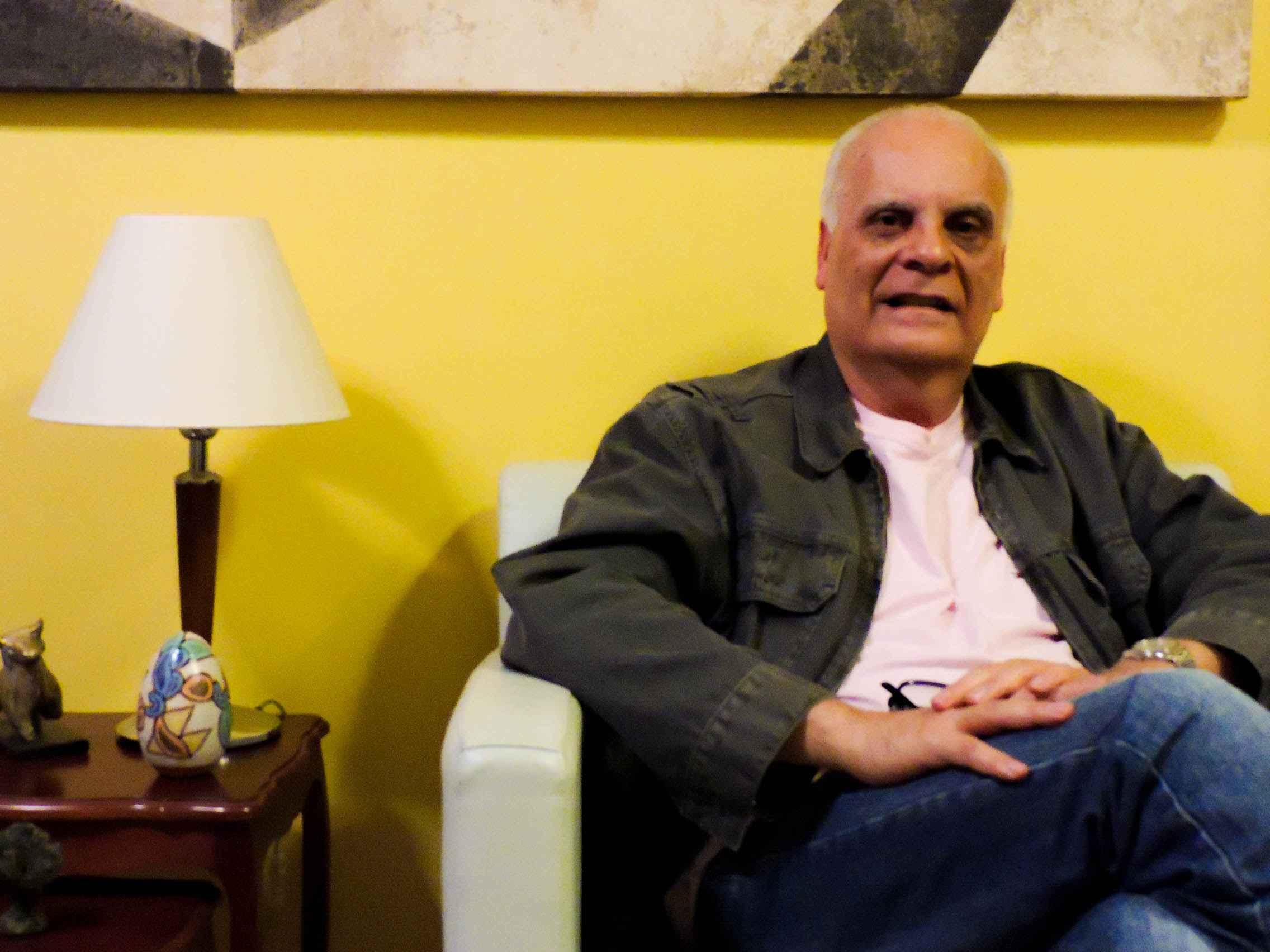 Escritor mineiro lança seu quinto romance na Quixote