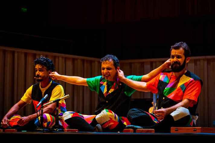 Projeto Serelepe, da EBA, adaptou pesquisas cênico-musicais