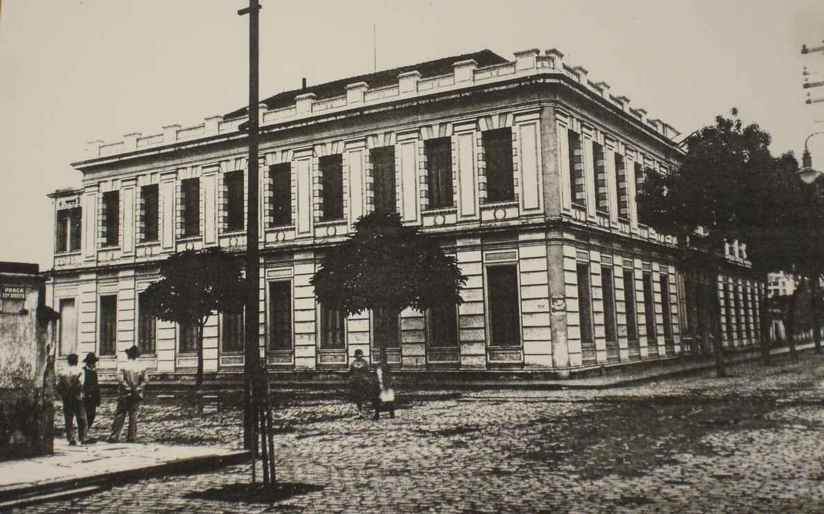 Edifício da Escola de Engenharia, sem datação.