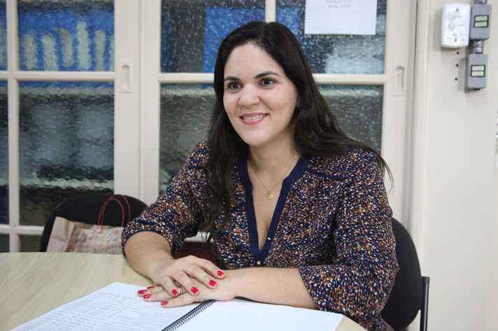Juliana Veiga: mais de 450 profissionais das 588 equipes de saúde da família foram ouvidos