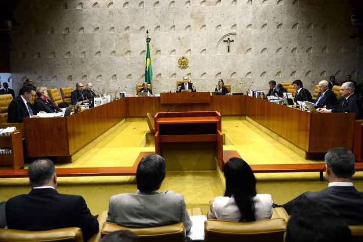 Fernando Haddad e Jair Bolsonaro propõe mudanças no STF
