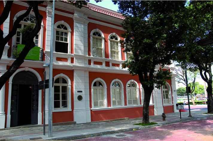 Fachada do prédio do Centro Cultural UFMG, um dos espaços que sediarão apresentações