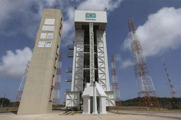 8269e59c6 Base de Alcântara, no Maranhão, fica em localização privilegiada para  lançamento de foguetes