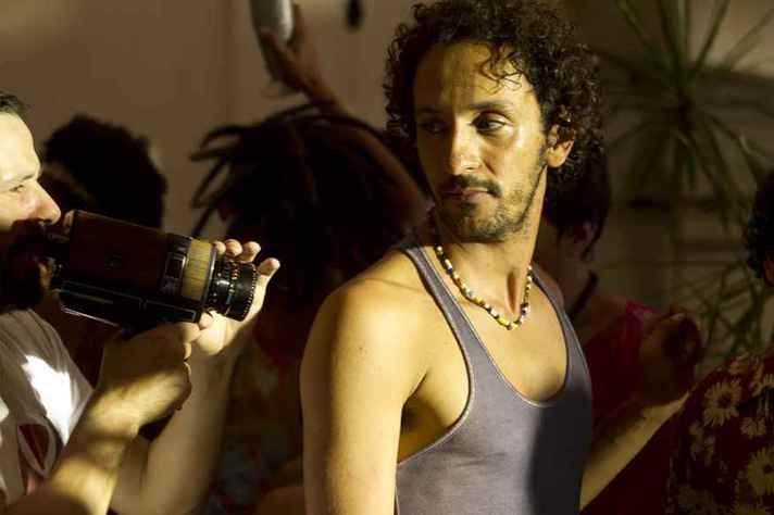 Irandhir Santos em 'Tatuagem', um dos longas em exibição
