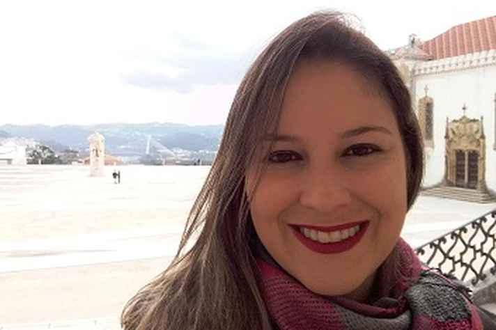 A pesquisadora Ariene Silva do Carmo