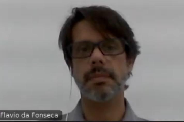 Flávio Fonseca explicou os tipos de testes e para quem são indicados
