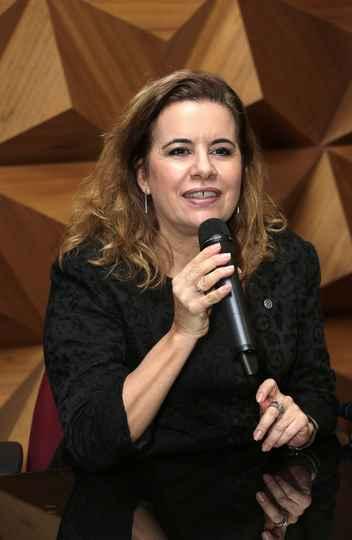 Sandra Goulart: defesa da universidade
