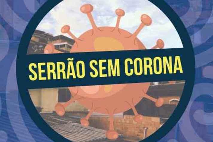 Projeto ajuda no combate à pandemia no Aglomerado da Serra